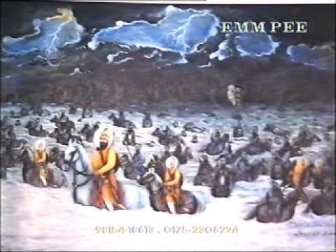 Sant Baba Saroop Singh Ji (nihan Vichon Lal Bolde) - Part 2 video