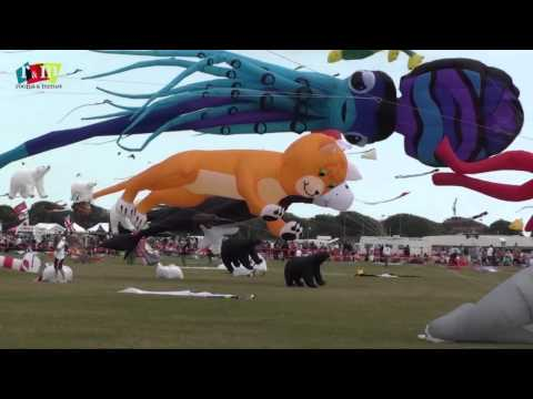 British International Kite Festival 2012 - Portsmouth UK by...