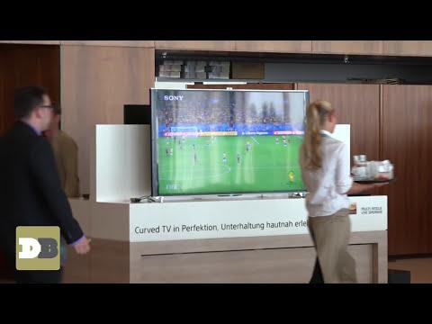 Sony BRAVIA S90 Curved UHD-tv - IFA 2014
