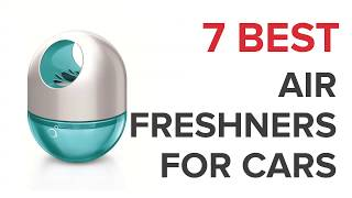 7 Best Car Air Fresheners in India
