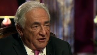 DSK: 'Europe's banks are sick.'