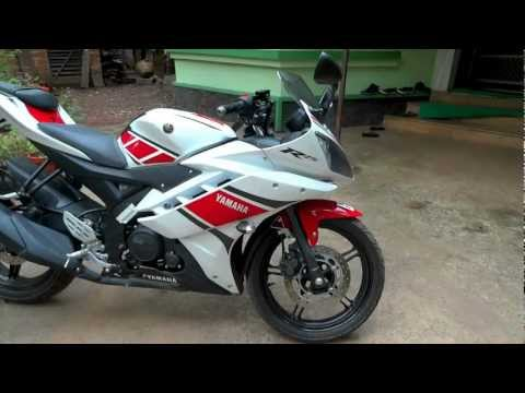 Yamaha R15 v2.0 Limited Edition White