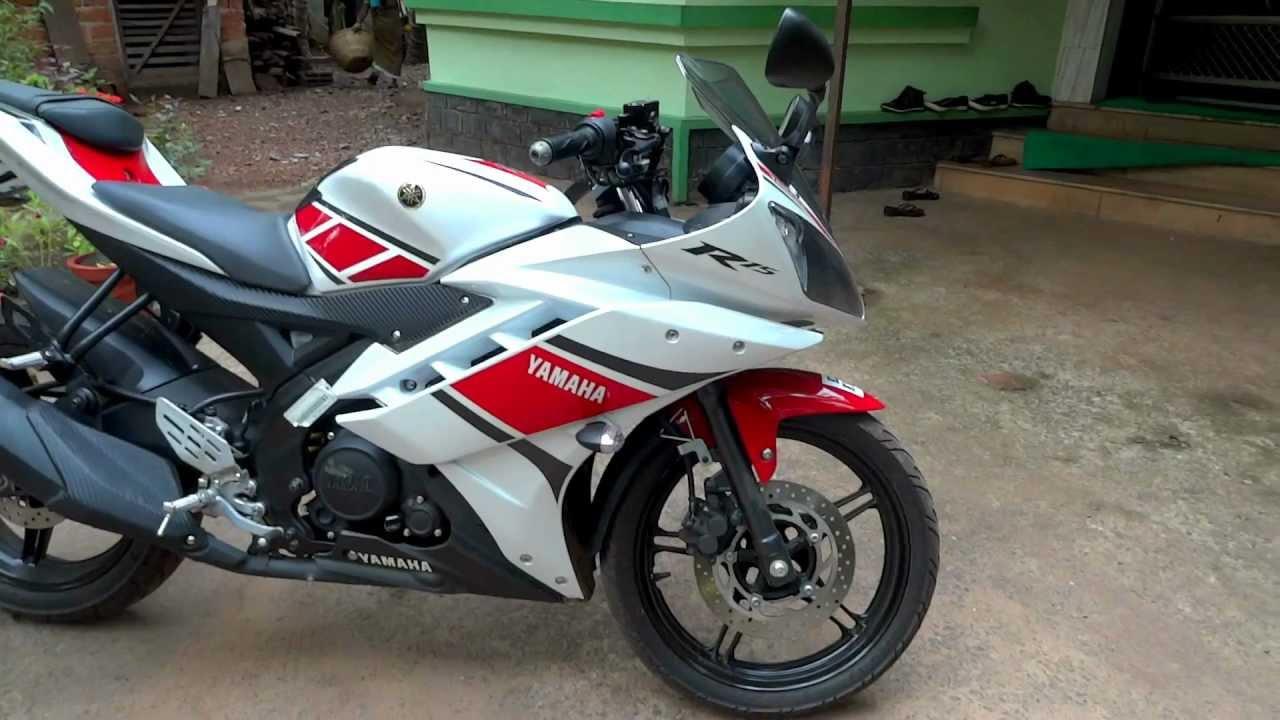 R15 V2 Limited Edition 2013 Yamaha R15 v2 0 Limited