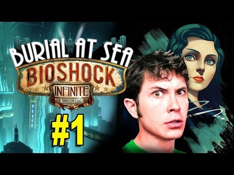 Let's Play BioShock Infinite: Burial At Sea (Part 1)