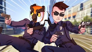 Good Cop/Bad Cop! (Multi-Game Spare Parts Funny Moments Montage)