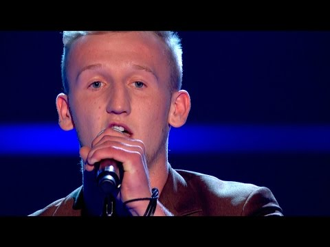 Mitchell Nokes performs 'Heartbreak Hotel' - The Voice UK 2015: Blind Auditions 2 - BBC One
