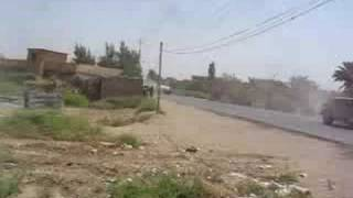 Fire Fight in Ad Duluiyah
