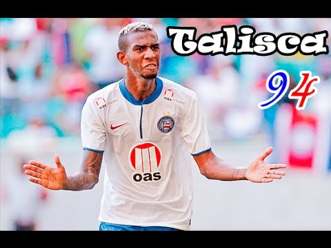 Anderson Talisca highlights