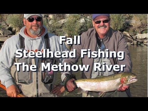 Fall Steelhead Fishing the Methow River