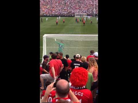 David DeGea Manchester United