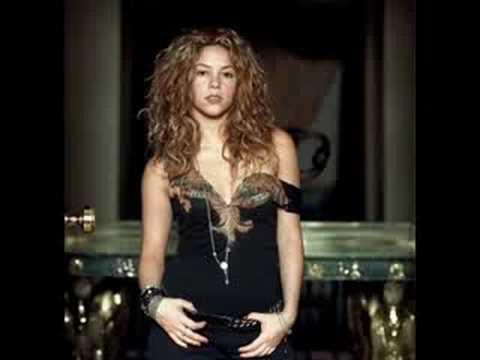 Shakira - your embrace