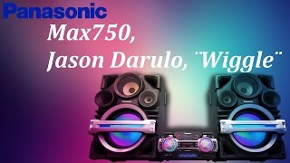 "Max750, Jason Derulo - ""Wiggle"" feat. Snoop Dogg."