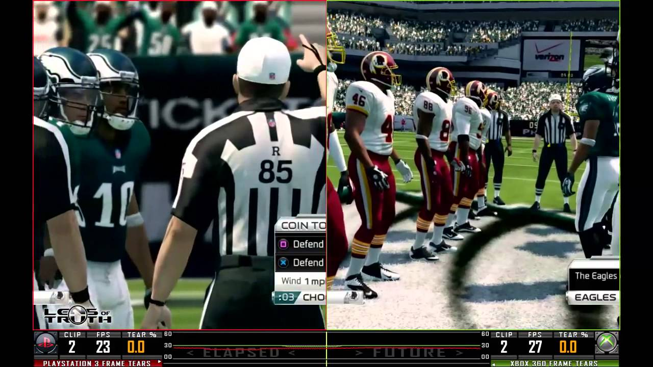 Xbox One Graphics Vs 360 Madden Madden NFL 25 Analysis PS3 vsXbox One Graphics Vs 360 Madden