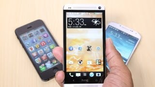 HTC One Review (Best Phone on the Market?)