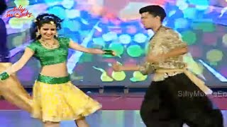 Bhel Puri Song Dance Performance - Aagadu Songs Launch Live - Mahesh Babu, Tamanna
