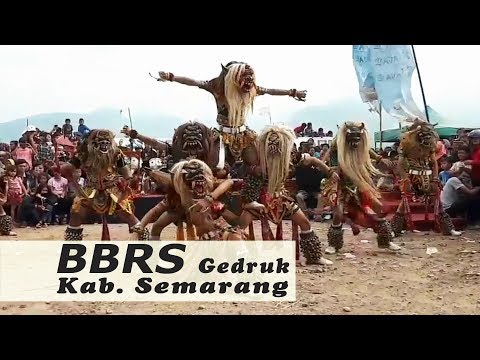TOP Banget GEDRUK BBRS Semarang saat Penutupan TELOMOYO International CUP 2017