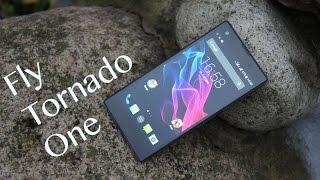 Обзор Fly Tornado One IQ4511: стеклянный восьмиядерный смартфон