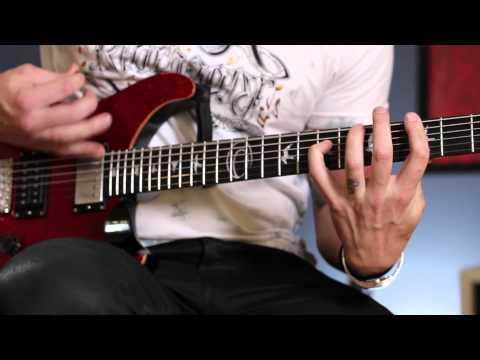 Red Guitar - Start Again
