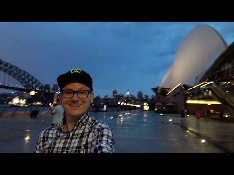 Australien Vlog 22 - Sydney: Das weltberühmte Sydney Opera House - Eine Geschichte mit Happy End