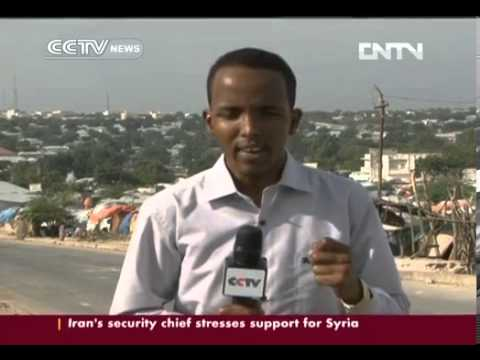 Somalia´s Baidoa faces humanitarian crisis