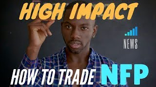 How to Trade NFP | High Impact Forex News | Non- farm payroll