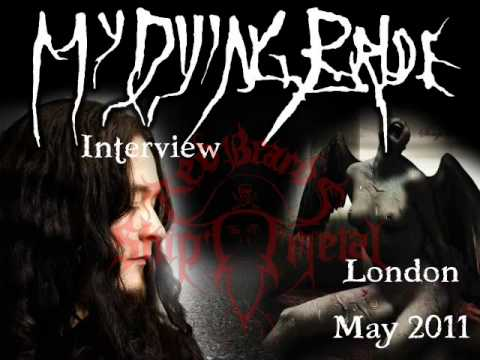 My Dying Bride Interview :: London, May 2011