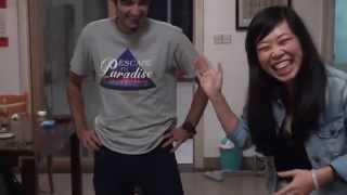 New China Vlogger, The Beard Gets Slapped