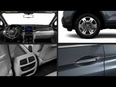 2017 Honda Ridgeline Video