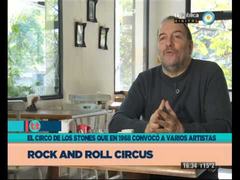 TesT - Rock and Roll Circus por Boby Flores - 22-05-13