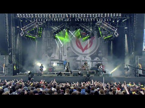 ENTER SHIKARI -  Mothership [Live at Download Festival 2013]