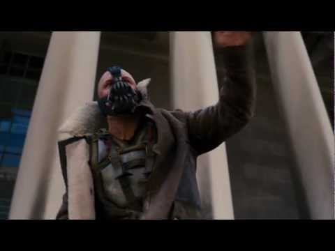 The Dark Knight Rises - Bane Blackgate Prison Speech (HD) IMAX