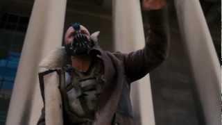 The Dark Knight Rises - Bane Blackgate Prison Speech (HD) IMAX