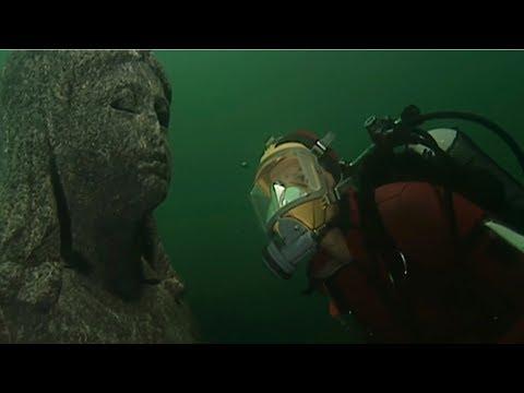 Самые НЕВЕРОЯТНЫЕ города найденные под водой
