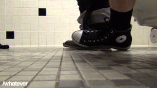Footsie In The Bathroom EXTRAS