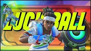 download lagu Kicking Lucio's Balls  Overwatch Lucio Ball Summer Games gratis