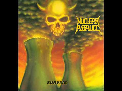 Nuclear Assault - Fight To Be Free