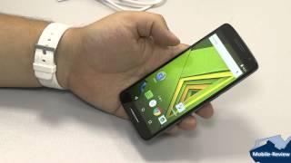 Видеообзор Motorola Moto X Play