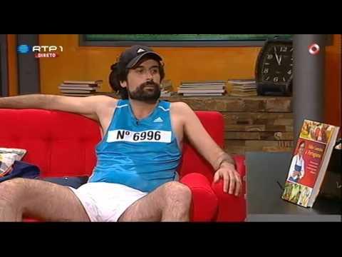 """""""O Praticante de Fucking"""" - Luís Filipe Borges - 5 Para a Meia Noite"""