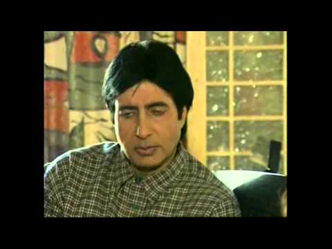 Amitabh Bachchan Interview by Tavleen Singh