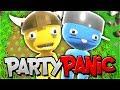 Adam Bana Uçan Tekme Atıyor - Party Panic