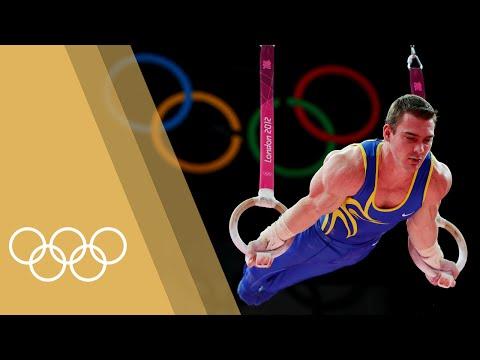 Arthur Zanetti [BRA] - Men's Rings   Champions of London 2012