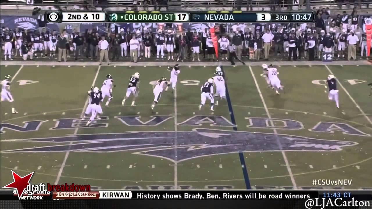 Garrett Grayson vs Nevada (2014)