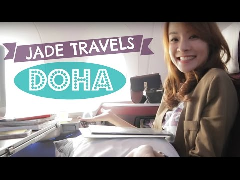 Doha, Qatar with Jade Seah Part 1 / 5 | Jade Travels