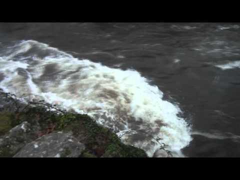 Desbordamientos de rios (Rio Tea Mondariz)