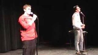 Watch Adam  Andrew Nerds In Love video
