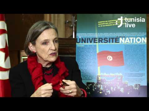 AUC President Lisa Anderson Discusses the Importance of Academic Freedom