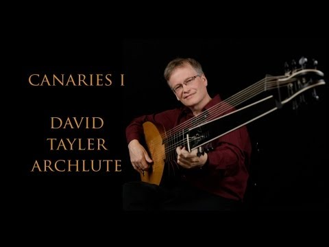 Music of Scotland: Canaries I; David Tayler, archlute