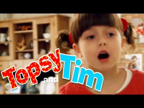 Topsy & Tim 206 - SORE PAW  | Topsy and Tim Full Episodes