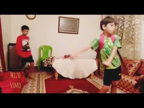 رقص أمريكا vs رقص الشعبي (موت ديال الضحك ) thumbnail