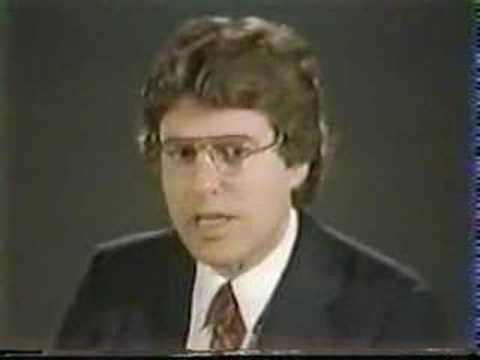 Jerry Springer for Governor: a 1980 Campaign Ad